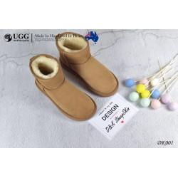 经典MINI低筒雪地靴 DK001