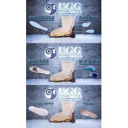 短筒雪地靴 水晶后跟 3M防泼水 DK028 DKUGG