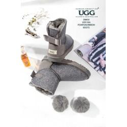 中筒雪地靴 保暖透气 安全防滑 OB402 OZWEAR