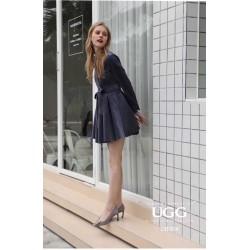 优雅气质✔️7cm的粗跟 女士高跟鞋鞋 OB304
