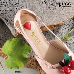 樱桃鞋 透气小羊皮 镂空设计 DK605 DKUGG