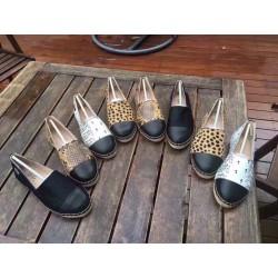 渔夫鞋 女鞋 动物纹 OB115 OZWEAR