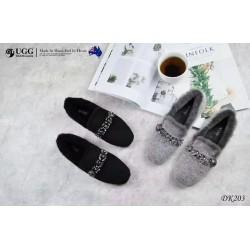 时尚豆豆鞋 毛豆 女鞋 防滑 DK203 DKUGG