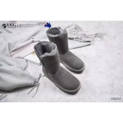 雪地靴 防泼水 拉链拼合 DK014 DKUGG