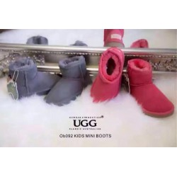 短筒儿童UGG雪地靴 经典款 OB092II 防泼水