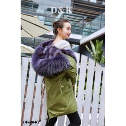 DK 冬款大衣系列 DF600系列 貂毛