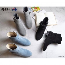 DK308 防泼水羊毛脚踝靴 DK UGG